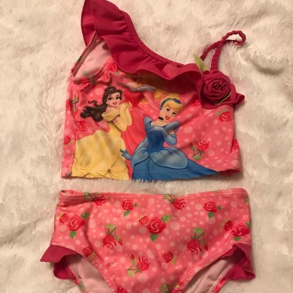 2093833094 Disney Swim | Princess Toddler Suit | Poshmark